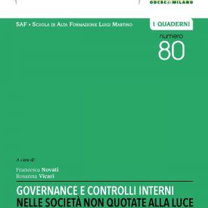 Il contributo di Monica Mannino e Roger Olivieri per il quaderno SAF 8