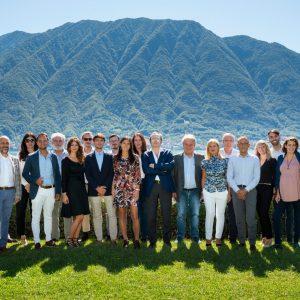 Bignami Associati: evento interno sul lago di Como